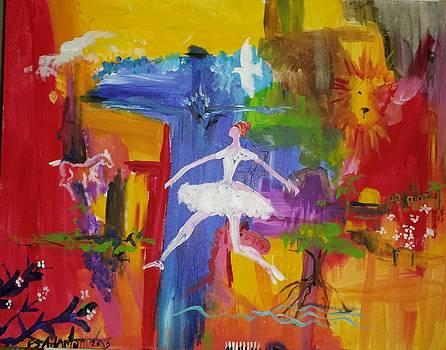 Dance for Jesus by Paula Stacy Adams