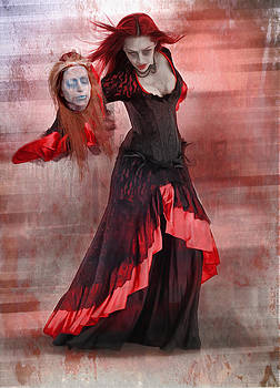 Dance Macabre by Hazel Billingsley