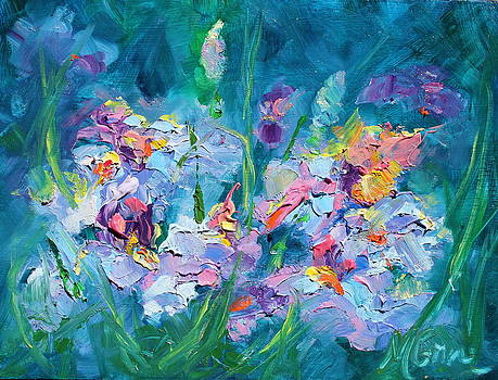 Marie Green - Dance of the Iris