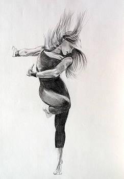Dancer 2 by Steve Jones