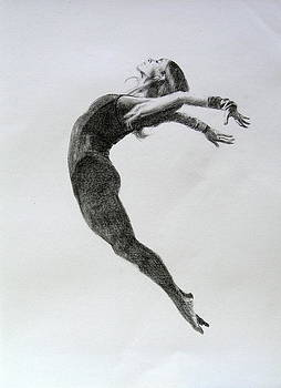 Dancer 4  by Steve Jones