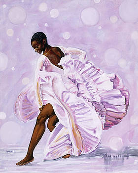 Dancer by Jerome Lawrence