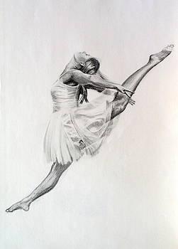 Dancer  by Steve Jones