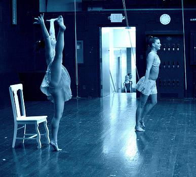 Dancers And Little Watchers by Jon Van Gilder