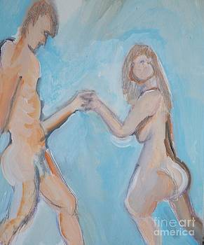 Dancers by Jay Manne-Crusoe