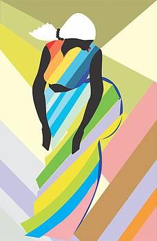 Dancing Boboobo by Isaac Bineyson