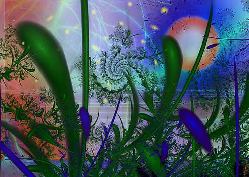Dancing Fireflies by Faye Giblin