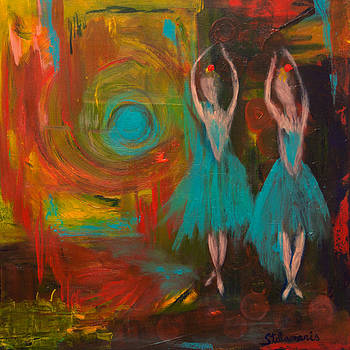 Dancing for Life by Stella Maris Jurado