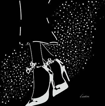Dancing in Stardust by Darlene Watson