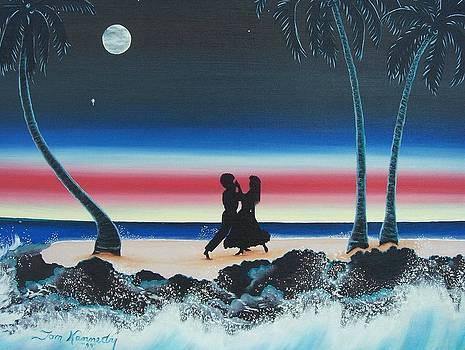 Dancing In The Dark by Thomas F Kennedy