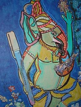 Dancing by Lavanaya raman Rameshkumar