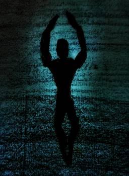 Dancing shadow by Franshisca Delgado