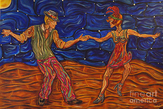 Dancing the Night Away by Susan Cliett