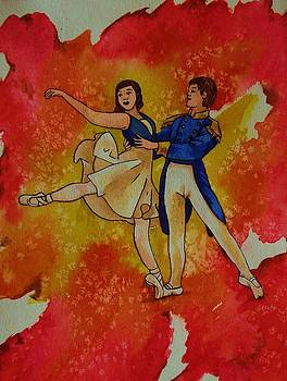 Dancing with Fire Series 2 by Ally Mueller