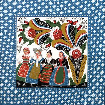 Dancing Women by Leif Sodergren