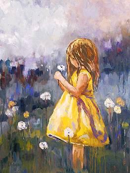 Dandelion by Brandi  Hickman