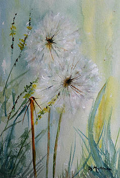 Dandelion Clock by Betty Mulligan