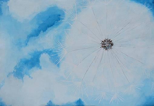 Dandelion by Pamela Gebler