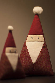 Danish Christmas Dolls by Mythic Ink