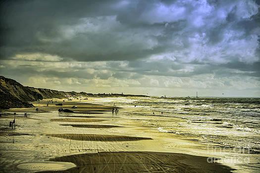 Danish west coast beach by Gry Thunes