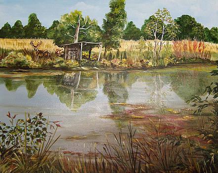Dan's Pay Lake by Carole Powell