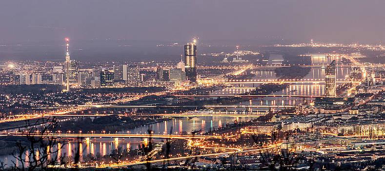 Danube by Oleksandr Maistrenko