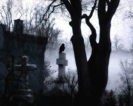 Gothicolors Donna Snyder - Dark And Eerie Graveyard
