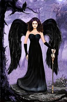 Dark Angel by Melodye Whitaker