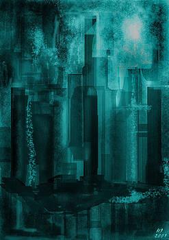Dark City by Martina  Rathgens