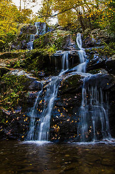 Dark Hollows Falls by Kaye Seaboch