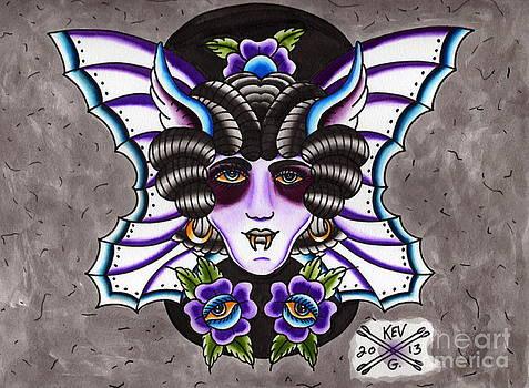 Dark Lady by Kevin  Guinn