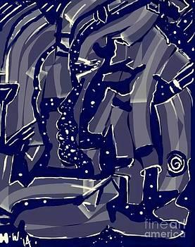 Dark Matter two. by Hilton  Woodside