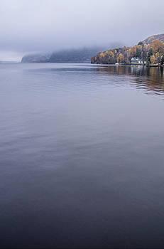 Arkady Kunysz - Dark morning on the St-Maurice river