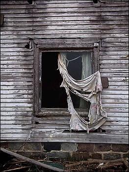 Dark Window 1 by Jeffrey Platt