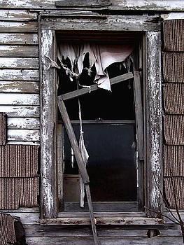 Dark Window 2 by Jeffrey Platt
