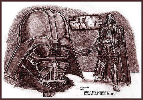 Chris  DelVecchio - Darth Vader Lord of the Sith