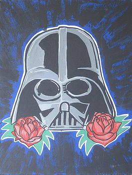 Darth Vader Tattoo Art by Gary Niles