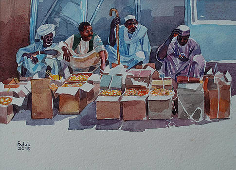 dates Seller by Mohamed Fadul