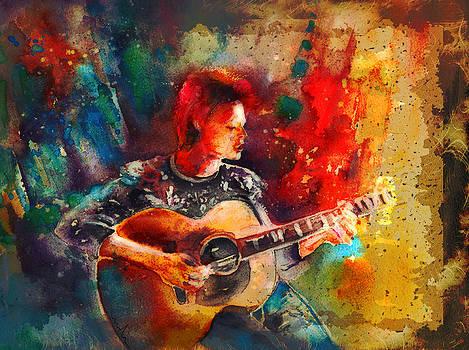 Miki De Goodaboom - David Bowie Madness