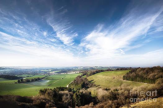 Simon Bratt Photography LRPS - Dawn landscape in springtime