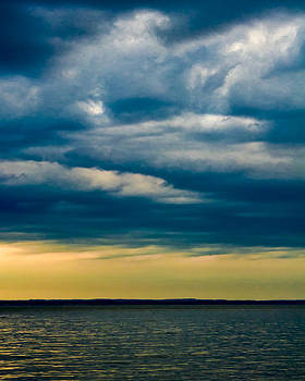 Dawn On The Chesapeake by Eleanor Ivins