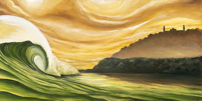 Dawn Patrol by Ronnie Jackson