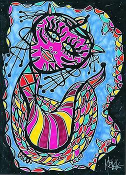 Dazzling Serpent by Michelle Villarreal