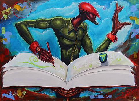 De Artist by The Art of DionJa'Y