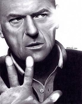 Dean Norris - Under The Dome by Rick Fortson
