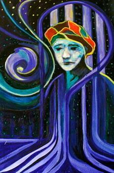 Death Of A Clown by Carolyn LeGrand