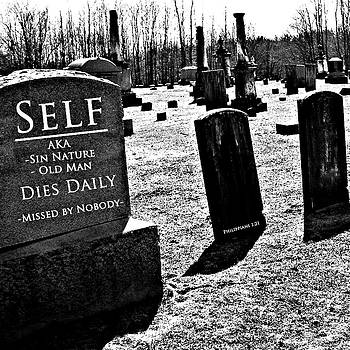 Death of Flesh by Stephanie Grooms