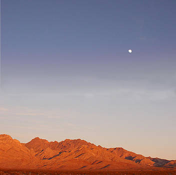 Death Valley Moonscape by Ari Jacobs