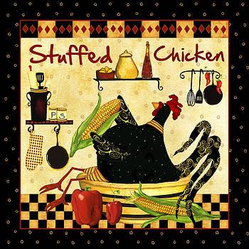 Stuffed Chicken by Debi Hubbs