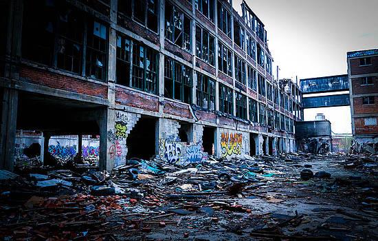 Debris by Daniel Mercadante